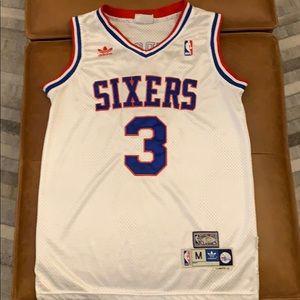 Adidas Hardwood Classic Allen Iverson 76ers Jersey
